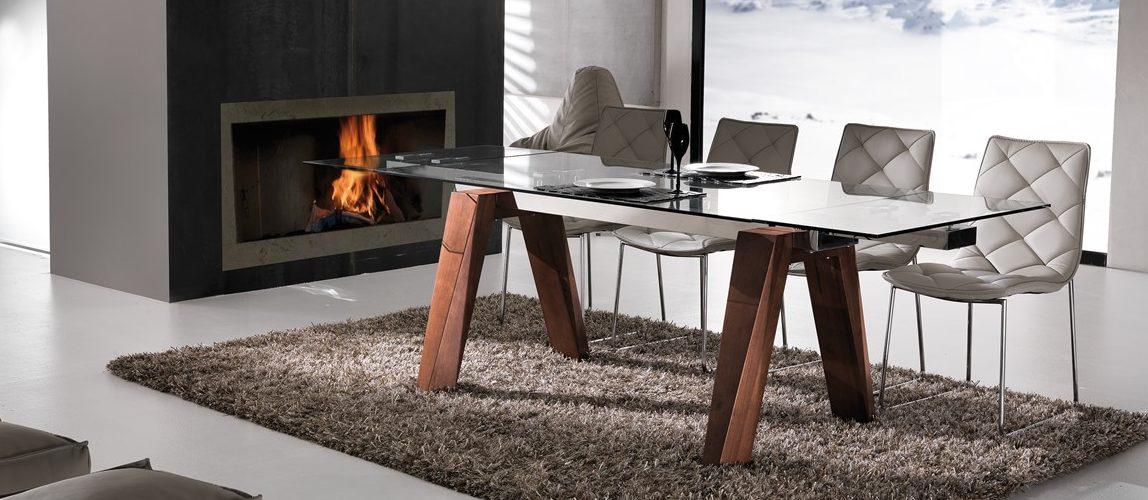 Tavolo da cucina allungabile caronte for Outlet mobili online vendita