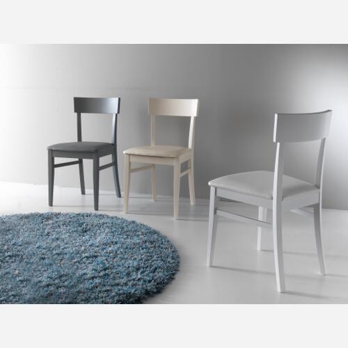 sedie da cucina in ecopelle New age