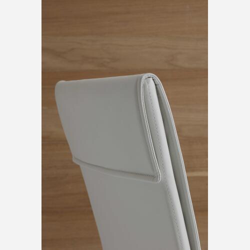 sedie da cucina in ecopelle Vogue dettagli 2