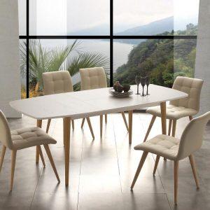 Tavolo allungabile in legno – Acuto