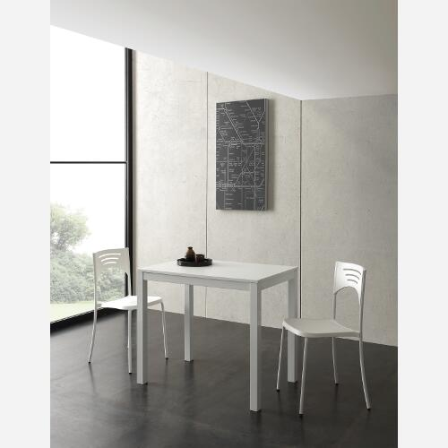 tavolo da cucina allungabile Micro table