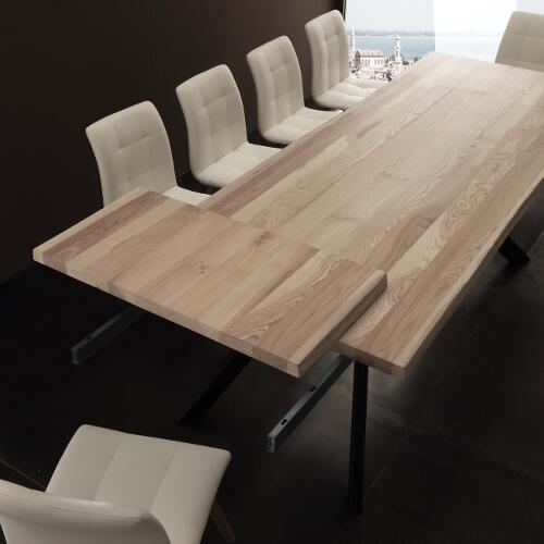 Tavolo da cucina in massello allungabile Becca - SG1594 - Emporio3 ...