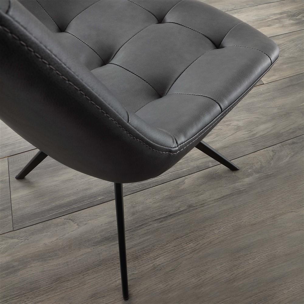 sedia da cucina carnaby econabuk-grigio