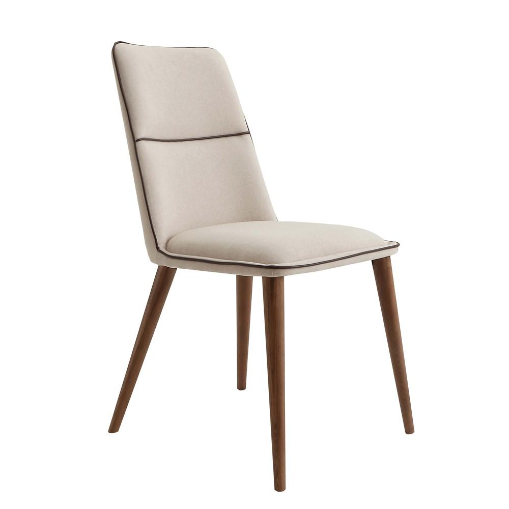 Set 4 sedie in ecopelle - Banna - Emporio3 arredamenti