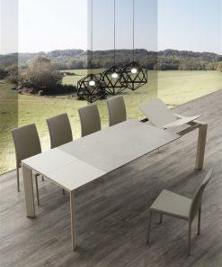 tavolo da cucina allungabile ceramique duo