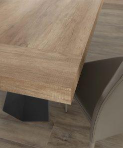 tavolo da cucina allungabile ragnar dettagli
