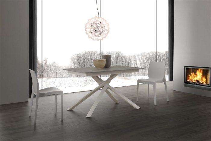 tavolo da cucina allungabile spiderino 1