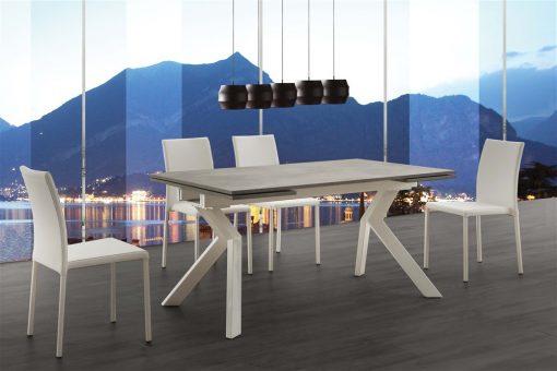 tavolo da cucina allungabile tokio legno 2