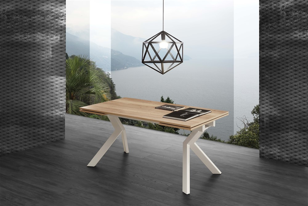 tavolo da cucina allungabile tokio legno