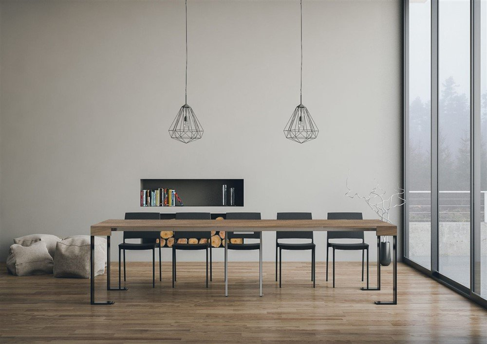 tavolo allungabile elegante